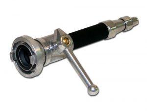 Alumínium sugárcső (golyóscsapos)